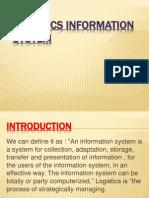 113379179 Logistics Information System