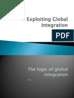 IHRM M2-The Logic of Global Integration