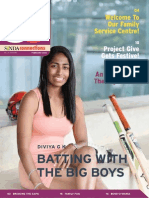 SINDA Connections - February 2014