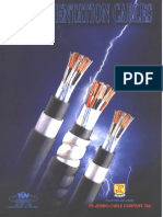 instrument cable spec