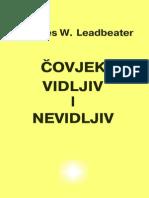 Leadbeater - Covjek Vidljiv i Nevidljiv