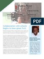 Dignitas Project Newsletter - September 2009