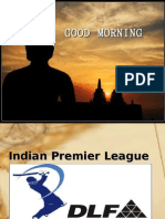 Indian Premier League(2)