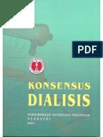 konsensus Dialisis