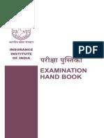 Examination Handbook