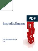 Deloitte-Risk Management Presentation- BHEL IOM February 2014