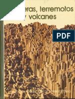 BSGT Cordilleras, Terremotos y Volcanes