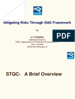 A.K Sharma, STQC