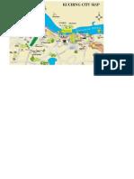 Kuching City Map