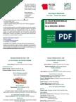 Brochure Convegno Nazionale Valutazione