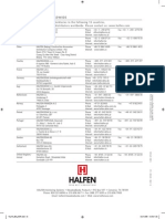 Halfen Hit - Insulated Balcony Connection - Catalog