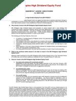 Faqs for Bpi Phdef Investors