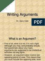 cale arguments