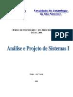 [apostila] Análise e Projeto de Sistemas