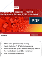 FY13 Performance Review and FY14 Outlook
