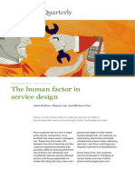 The human factor in service design.pdf