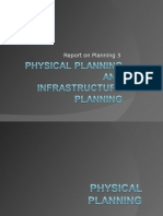 Infrastructure Planning