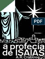 A Profecia de Isaias - V 1- A. R. Crabtree.editADO