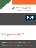 Trade Ocean E-Profile