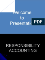 application of responsibility accounting