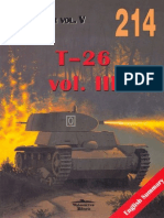 (Wydawnictwo Militaria No.214) T-26, Vol. III