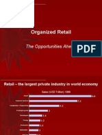 Organized Retail - The Opportunities Ahead