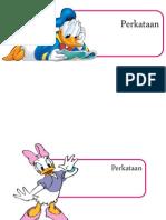 CR Donald n Daisy Duck