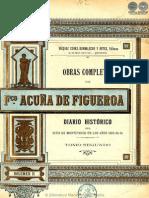OBRAS COMPLETAS DE FRANCISCO ACUNA DE FIGUEROA - VOLUMEN II - PORTALGUARANI