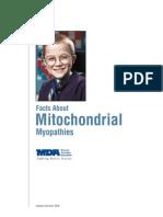 Mitchondrial Myopathy