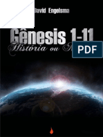 Livro eBook Genesis 1 11 Historia Ou Mito