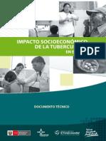 impacto socioeconomico de la TB en el Perú