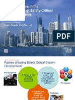 2 7 03 HF in the Development of Safety Critical Railway Systems