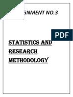 Nik-stats Assignment No.3