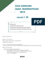 Cangurul Matematica I III_2012 2013