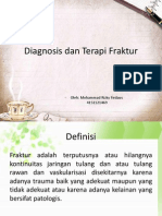 Diagnosis Dan Terapi Fraktur