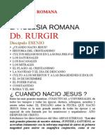 La Iglesia Romana