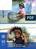 Guidance on Addressing Child Labour in Fisheries and Aquaculture