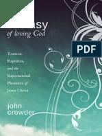The Ecstasy of Loving God