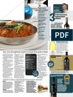 Itihaas restaurant in the Daily Record 2