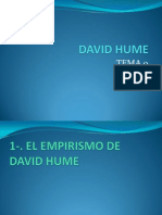 Tema 9 David Hume
