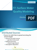 Water Quality Modelling 577l11