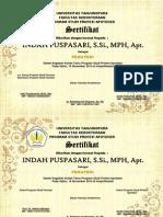 Contoh sertifikat pemateri