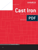 Cast Iron Technical Manual