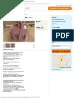 tabiquera manual ecologica - Pátzcuaro - Otras ventas - Revolucion - ADOBES