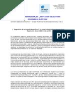 Informe Rotacion Firmas Auditoria
