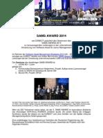 Wc1402_Review Sams Award 2014