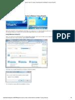 Beginner_ How to Create a Virtual Machine in Windows 7 Using Virtual PC