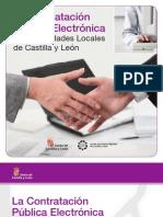 La contratación pública electrónica en las Entidades Locales de Castilla y León