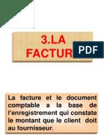 2- La Facture