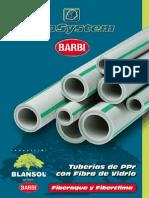 Caracteristicas Ppr Barbi Prosystem